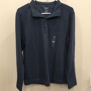 3/$50 Men's Van Heusen 1/4 Button Jacket